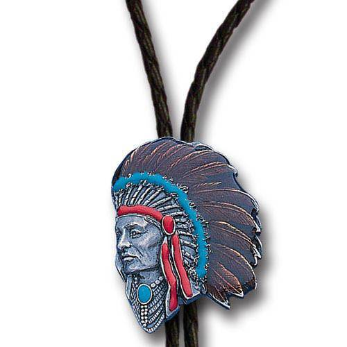 Bolo - Free Form Indian (SSKG) - 757 Sports Collectibles