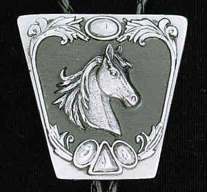 Bolo - Horse (Diamond Cut) (SSKG) - 757 Sports Collectibles