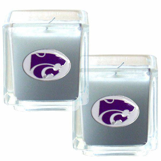 Kansas St. Wildcats Scented Candle Set (SSKG)