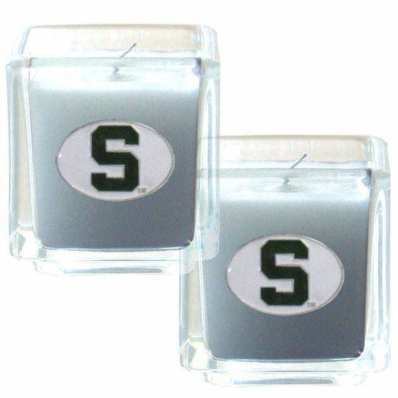 Michigan St. Spartans Scented Candle Set (SSKG)