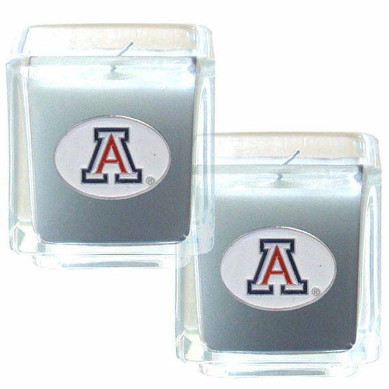 Arizona Wildcats Scented Candle Set (SSKG)