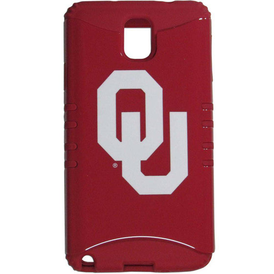 Oklahoma Sooners Samsung Note 3 Rocker Case (SSKG) - 757 Sports Collectibles