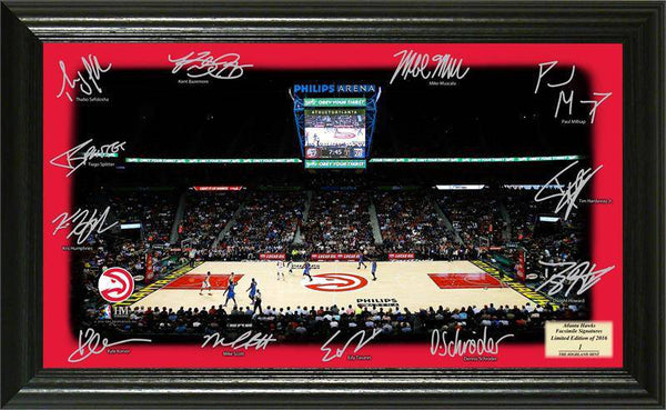 Atlanta Hawks Signature Court (HM)