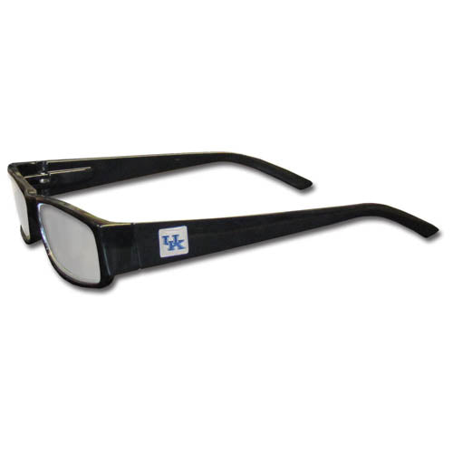 Kentucky Wildcats Black Reading Glasses +1.50 (SSKG)