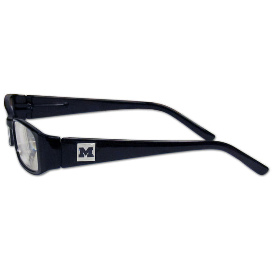 Michigan Wolverines Reading Glasses +2.00 (SSKG)