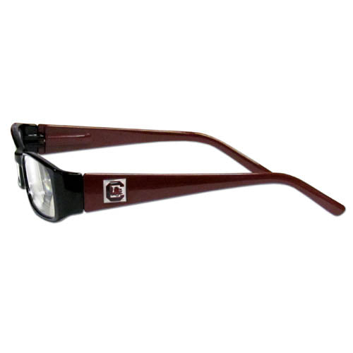 S. Carolina Gamecocks Reading Glasses +1.25 (SSKG)