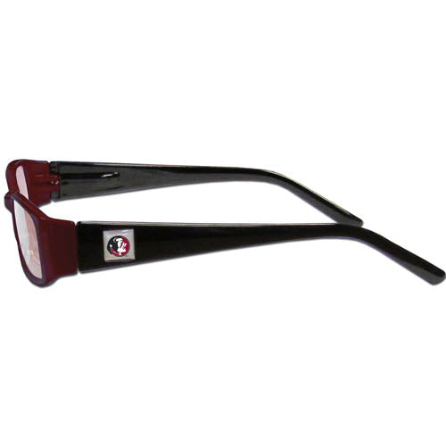 Florida St. Seminoles Reading Glasses +1.75 (SSKG)