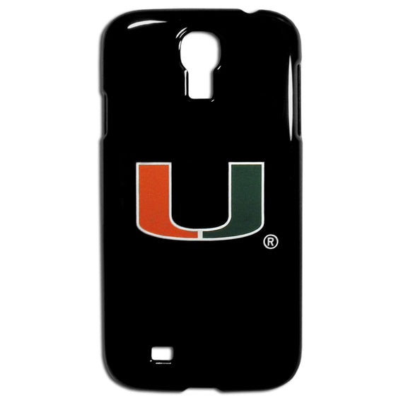 Miami Hurricanes Samsung Galaxy S4 Case (SSKG)
