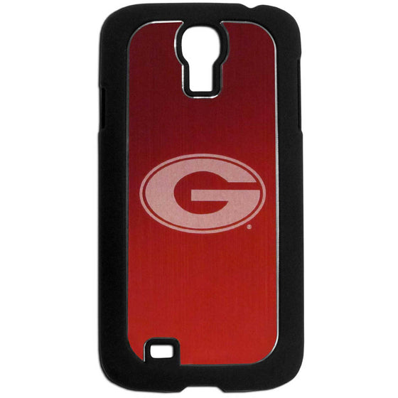Georgia Bulldogs Samsung Galaxy S4 Etched Case (SSKG)