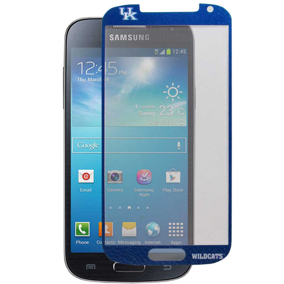 Kentucky Wildcats Samsung Galaxy S4 Screen Protector (SSKG)