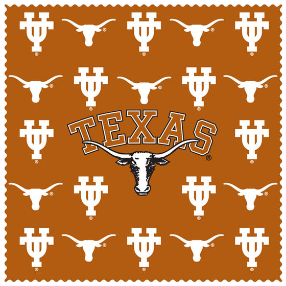 Texas Longhorns Microfiber Cleaning Cloth (SSKG)