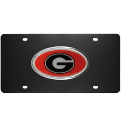 Georgia Bulldogs Acrylic License Plate (SSKG)