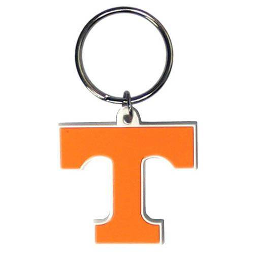NCAA University of Tennessee Volunteers Team Logo Flex Key Chain