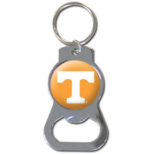 NCAA Tennessee Volunteers Bottle Opener Key Chain Ring