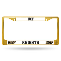 CENTRAL FLORIDA GOLD COLORED CHROME FRAME (Rico)