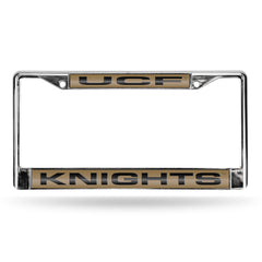 CENTRAL FLORIDA GOLD LASER CHROME FRAME (Rico)