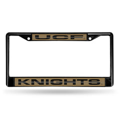 CENTRAL FLORIDA BLACK LASER CHROME FRAME (Rico)
