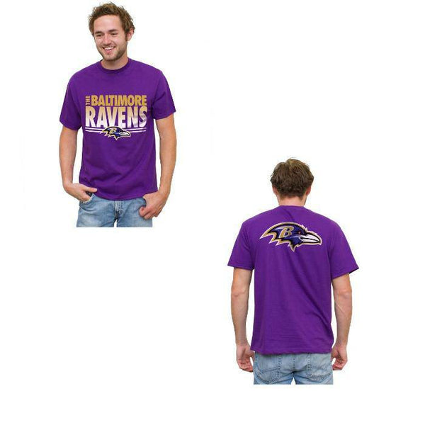 Baltimore Ravens Biggest Fan T-Shirt Size M, L, XL