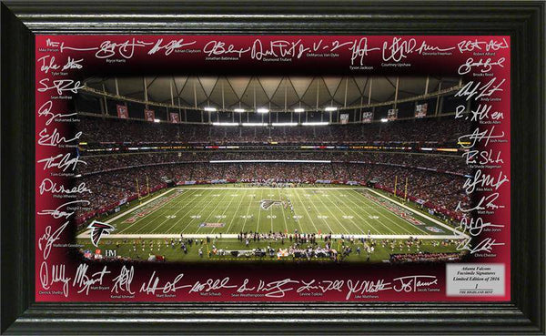Atlanta Falcons Signature Gridiron Collection  (HM)