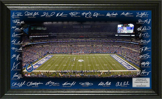 Indianapolis Colts Signature Gridiron Collection  (HM) - 757 Sports Collectibles