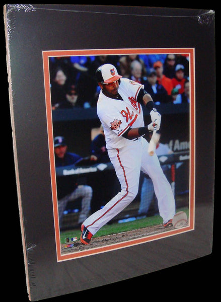 Nelson Cruz Baltimore Orioles Swing Matted 8x10 Photo Picture Poster Print