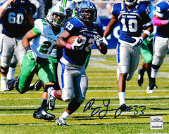 NCAA Ray Lawry Old Dominion ODU Monarchs Signed Auto 8x10 Break ( JSA PSA Pass) 757