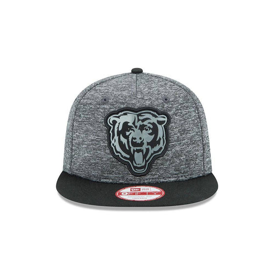 NFL Chicago Bears New Era 9Fifty Grey Collection Snapback Hat