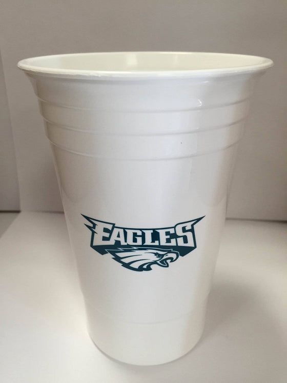 NFL Philadelphia Eagles 16 oz Reusable Solo Cup - 757 Sports Collectibles