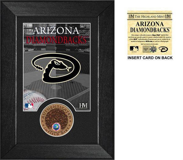 Arizona Diamondbacks Dirt Coin Mini Mint (HM)