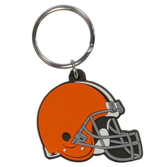 NFL Cleveland Browns Team Logo Flex Key Chain