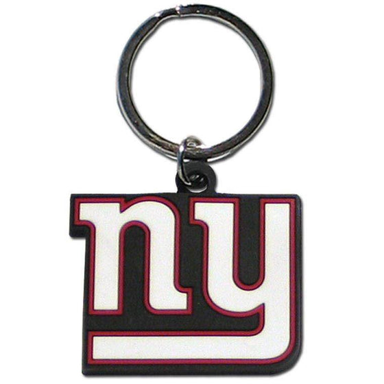 NFL New York Giants Team Logo Flex Key Chain - 757 Sports Collectibles