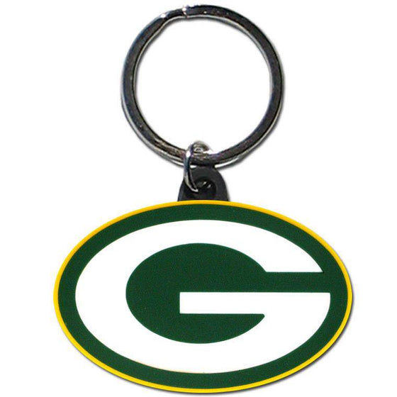 NFL Green Bay Packers Team Logo Flex Key Chain