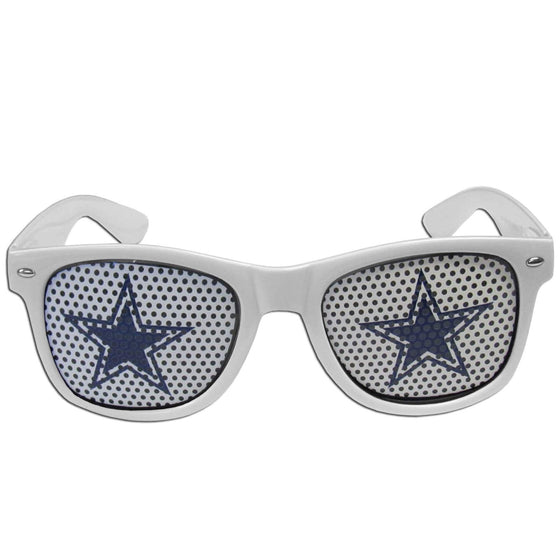 NFL Dallas Cowboys White Game Day Sunglasses Shades