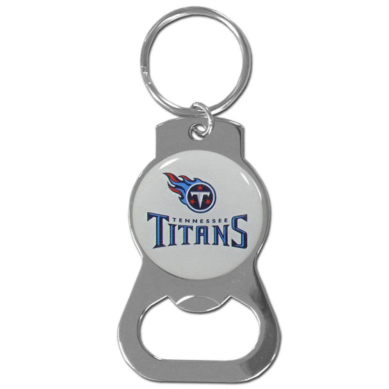 NFL Tennessee Titans Bottle Opener Key Chain Ring