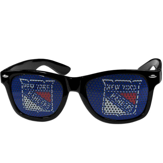 NHL New York Rangers Black Game Day Sunglasses Shades