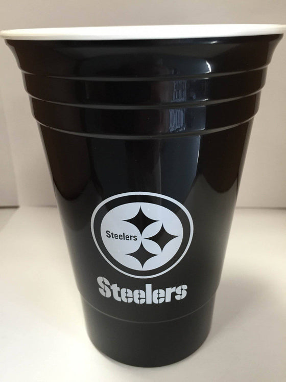 NFL Pittsburgh Steelers 16 oz Reusable Solo Cup