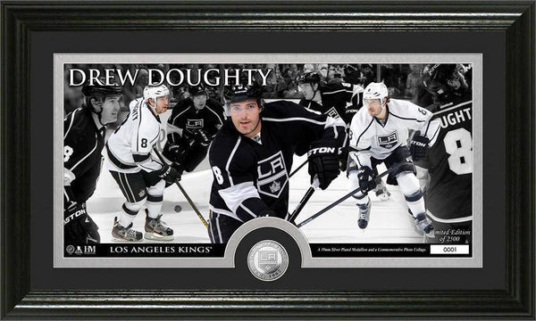 Los Angeles Kings Drew Doughty Mint Coin Panoramic Photo Mint (HM)
