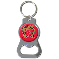 Maryland Terrapins Bottle Opener Key Chain (SSKG)