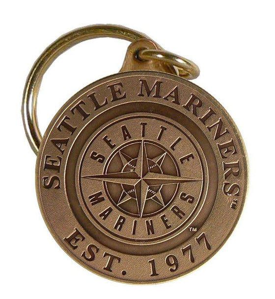 Seattle Mariners Bronze Key Chain (HM)