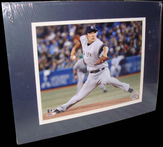 Mashairo Tanaka New York Yankees Pinstripes Matted 8x10 Photo Picture Poster Print