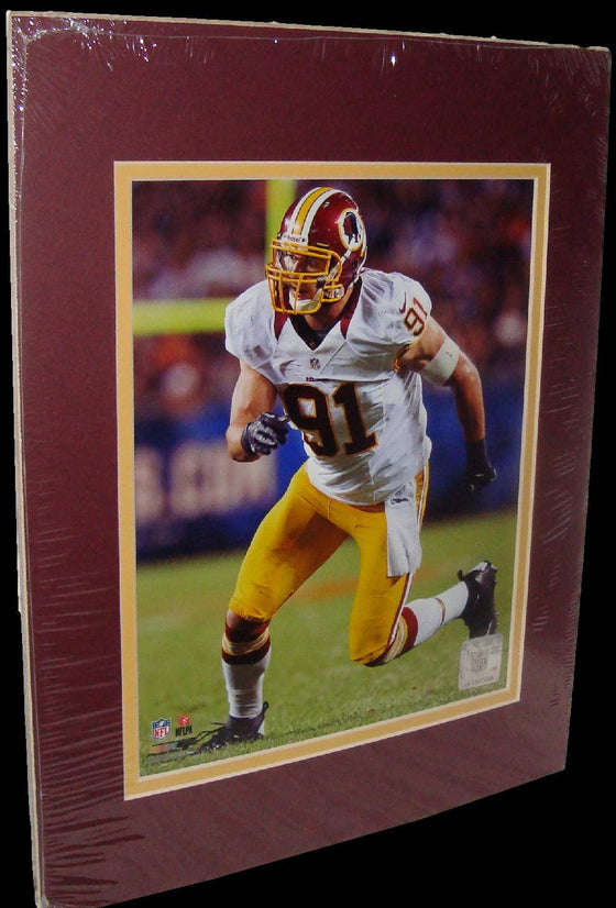 Ryan Kerrigan Washington Redskins Matted 8x10 Photo Picture Poster Print - 757 Sports Collectibles