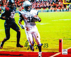 NCAA Ray Lawry Old Dominion ODU Monarchs Signed Auto 8x10 TD ( JSA PSA Pass) 757