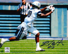 NCAA David Washington Old Dominion ODU Monarchs Signed Auto 8x10 Catch ( JSA PSA Pass) 757