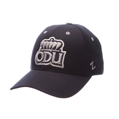 NCAA Old Dominion ODU Monarchs Perfect Curve Adjustable Velcro Hat