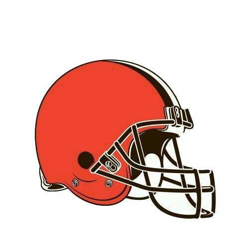 Cleveland Browns 8 inch Outdoor Rated Team Logo Magnet