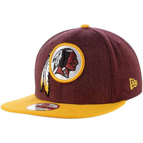 NFL Washington Redskins New Era 9Fifty Logo Grand Snapback Hat