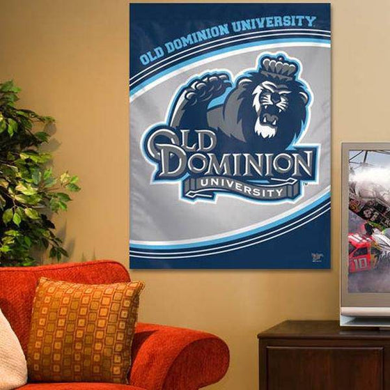 "Old Dominion Monarchs ODU Large Vertical Flag 27""x37"""