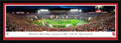 USC Trojans - 2017 Rose Bowl Champions - Deluxe Frame