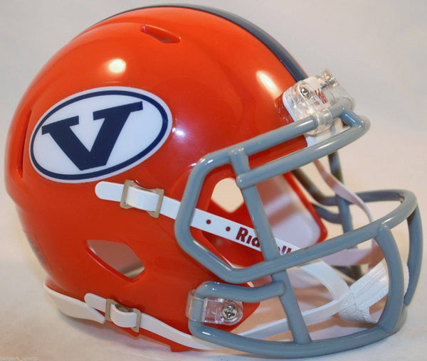 UVA Virginia Cavaliers Throwback 1968 Speed Mini Helmet