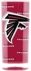 NFL Atlanta Falcons 16oz Square Insulated Acrylic Tumbler